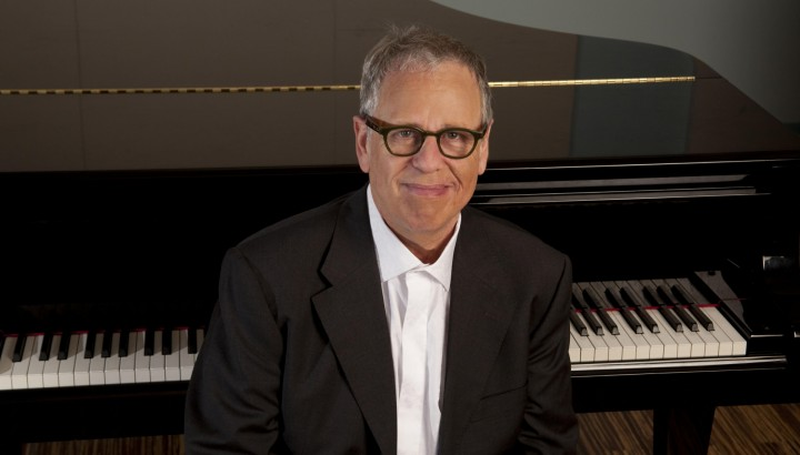 Solo piano concert by Kenny Werner - IMG 1